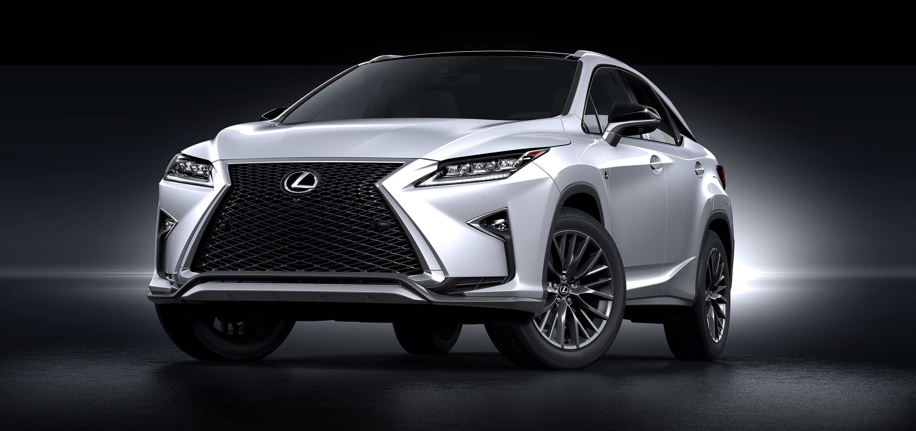 Lexus RX 350 2016 HD wallpapers with High Quality and