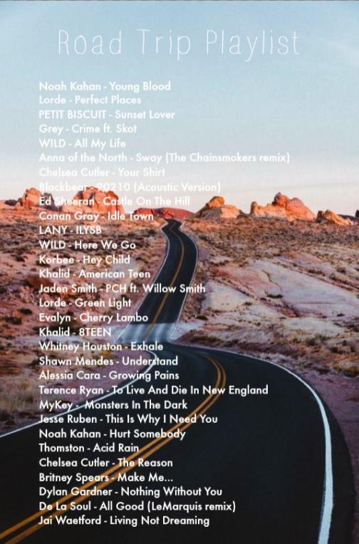 My Ultimate Indie Road Trip Playlist Playlist Roadtrip Indie Music Aesthetic Road Trip Playlist Road Trip Music Indie Music