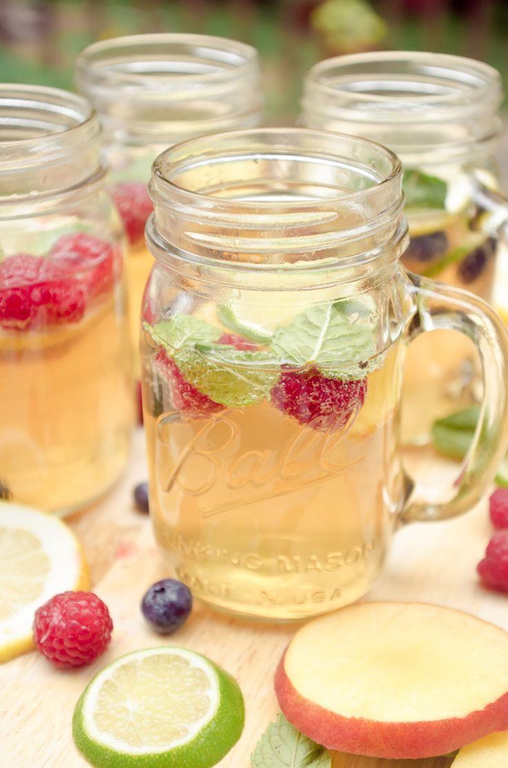 Photo of Green Tea Soda – A Grande Life