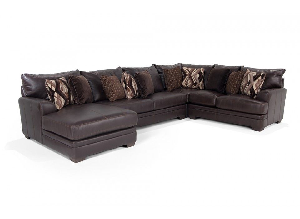 Inspirational Ritz 4 Piece Right Arm Facing Sectional Modern - Awesome Bobs Sleeper sofa Plan
