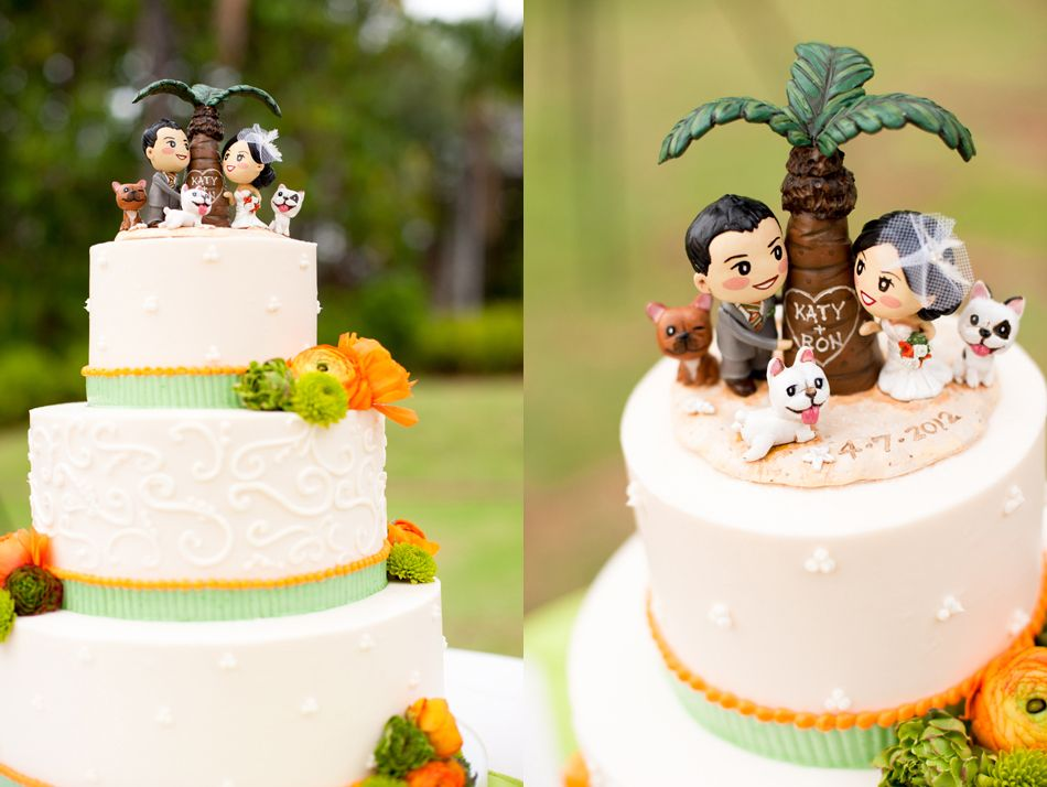 Hawaiian Wedding Cake On Wedding Cakes With Hawaiian Cakes Simple