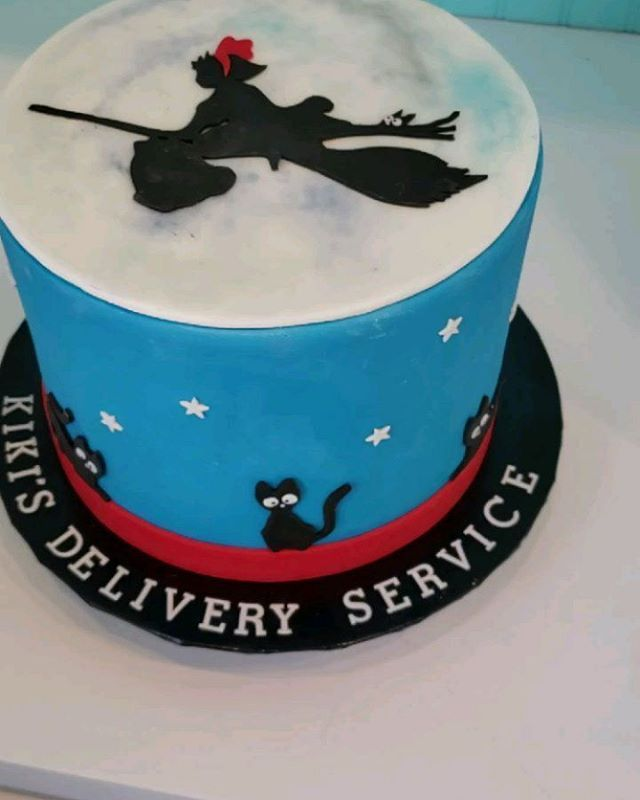 Austin And San Antonio Texas By Cakes ROCK How Cute Is This Kikis Delivery Service With All The Kitties