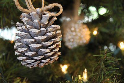 Diy snow pinecone ornament do it yourself divas holidays diy snow pinecone ornament do it yourself divas solutioingenieria Images