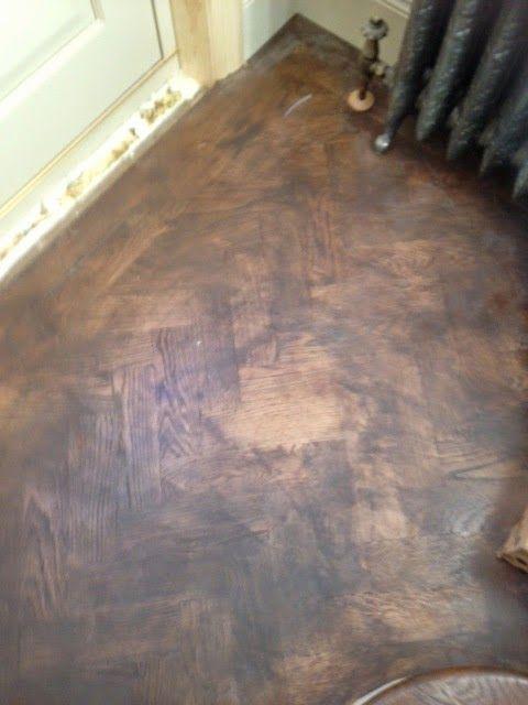 Diy Wood Floor Staining Uneven Sanding Will Lead To Uneven Staining Art Of Clean Uk 01223 863632 Diy Wood Floors Staining Wood Wood Diy