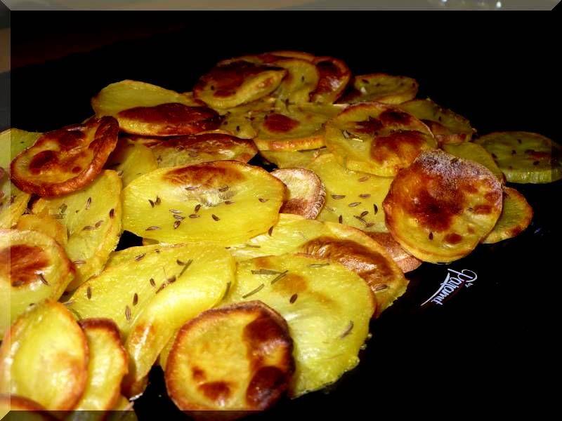 Domácí pečené brambory - Patate al forno da casa mia!