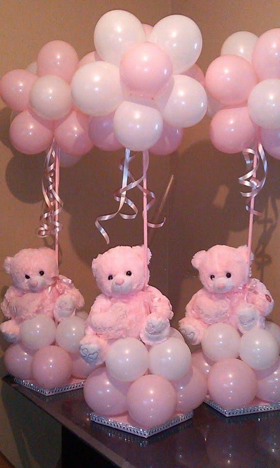 en esta ocasin les traigo lindas ideas de para todo tipo de fiestas hechas con baby showerspink