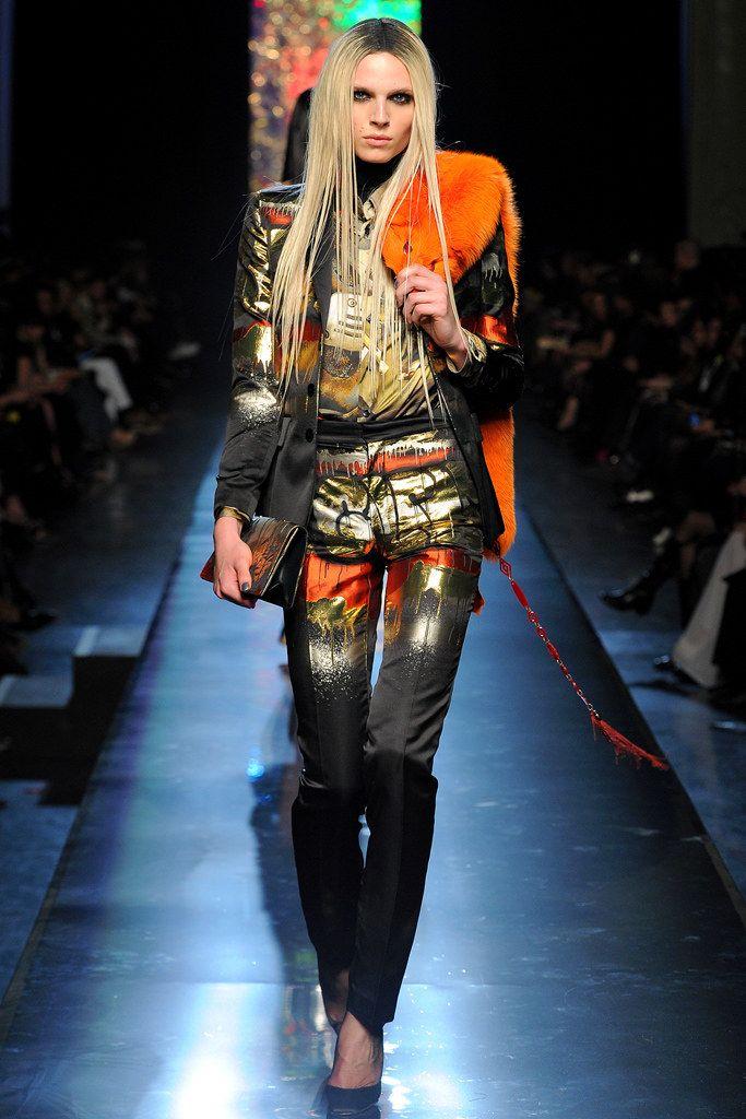 Jean Paul Gaultier, Autumn/Winter 2012, Ready-to-Wear