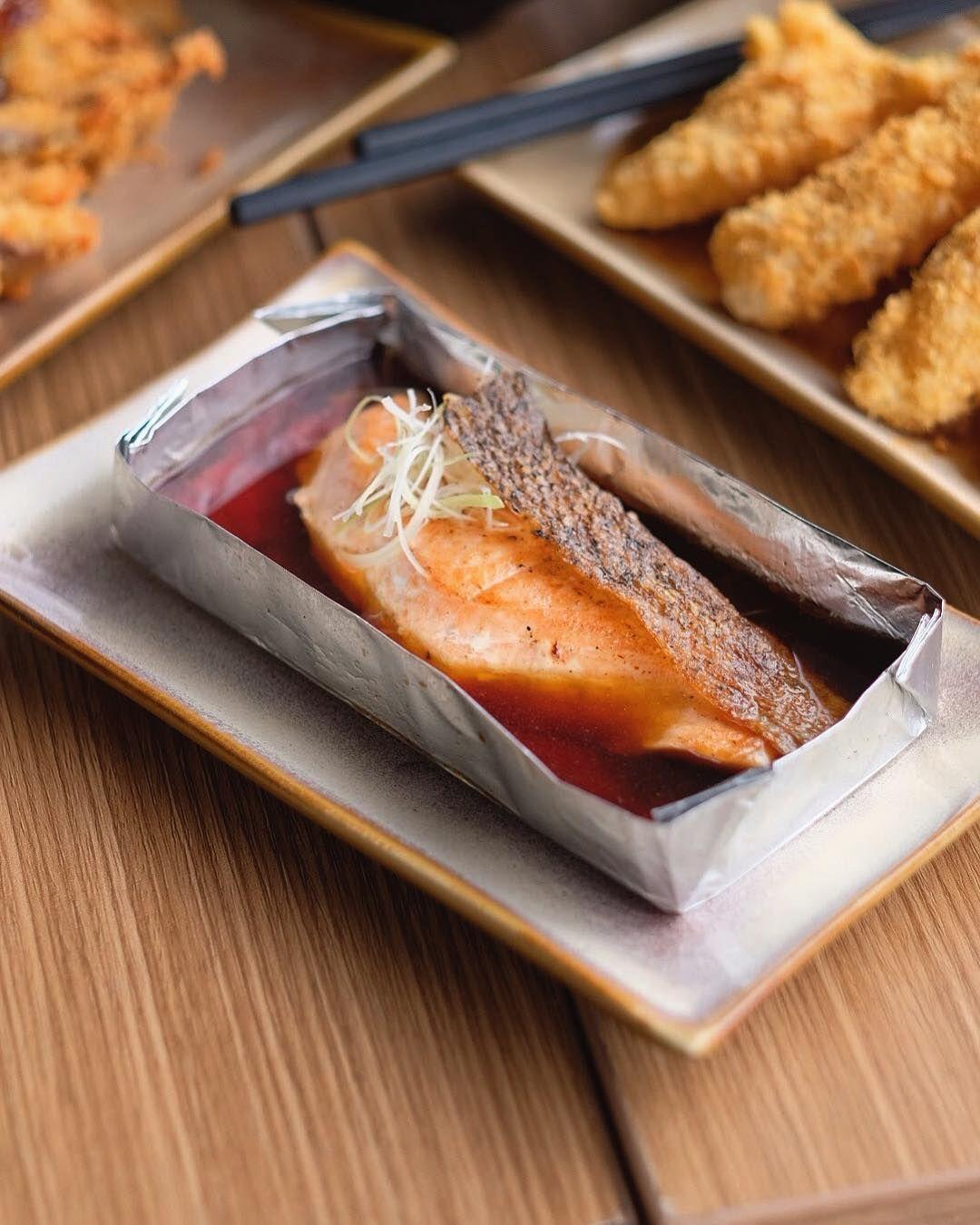 Masakan Ikan Salmon : masakan, salmon, Diet?