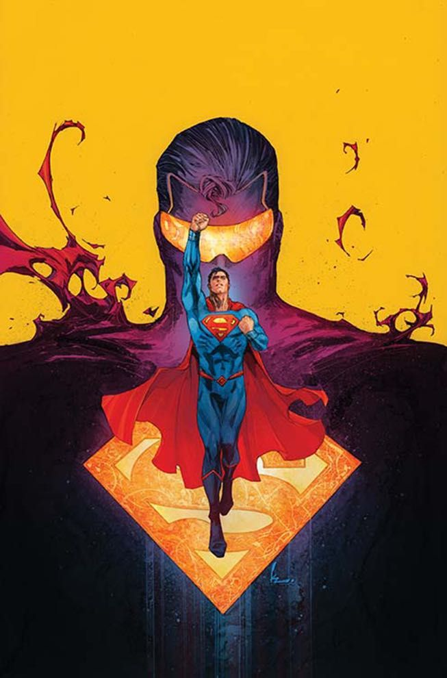 "#Superman #Fan #Art. (DC Universe Rebirth Superman. ""Son of Superman"" Vol.4#4 Variant Cover) By: Patrick Gleason & Mick Gray & John Kalisz. (THE * 5 * STÅR * ÅWARD * OF: * AW YEAH, IT'S MAJOR ÅWESOMENESS!!!™)[THANK U 4 PINNING!!!<·><]<©>ÅÅÅ+(OB4E)"