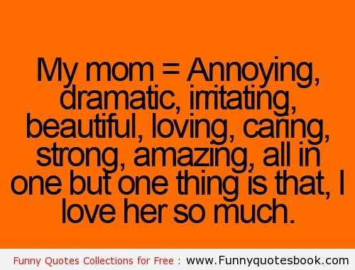My Mom Teen