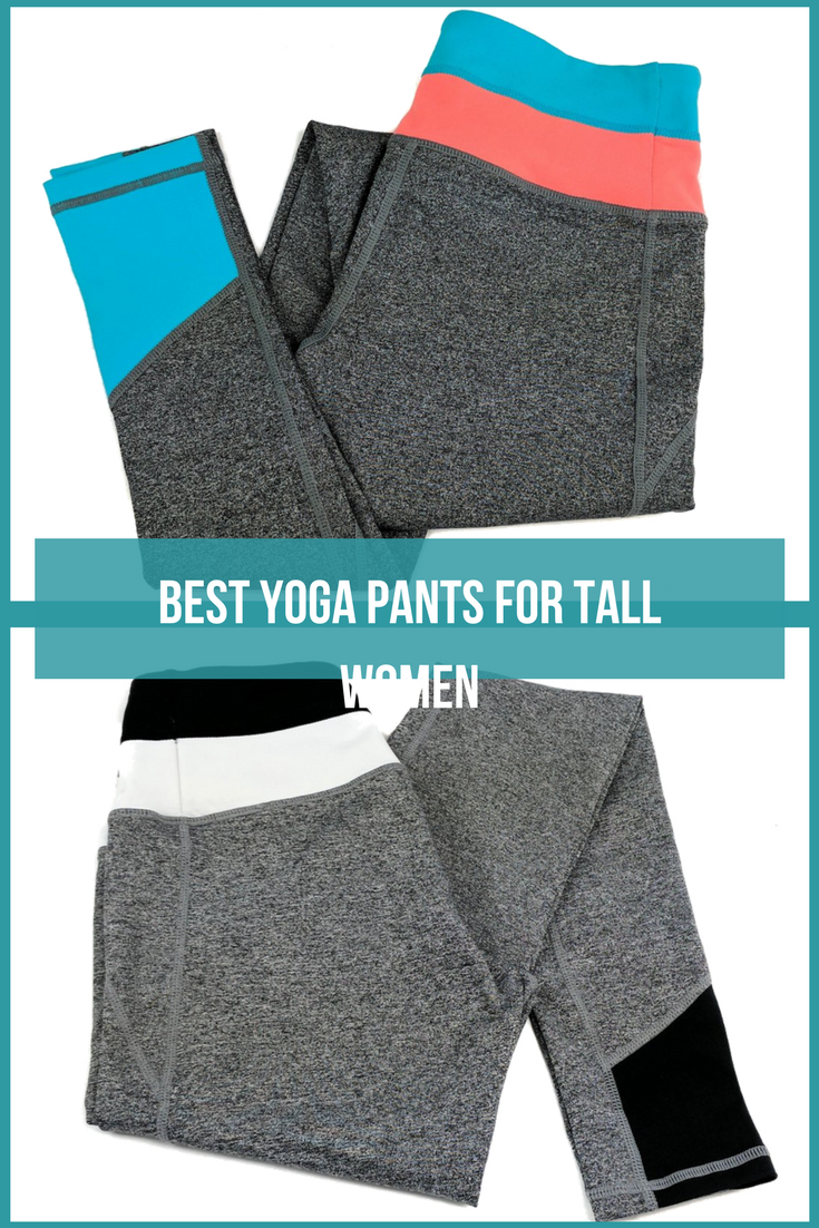 Best Pants For Tall Women Be That For Yoga Class Or Gym With Images Long Yoga Pants Pants For Tall Men Yoga Pants