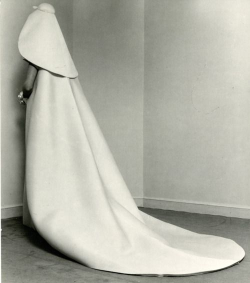 Balenciaga Wedding Dress, 1967 | Couture Classics & Vintage | Pinterest