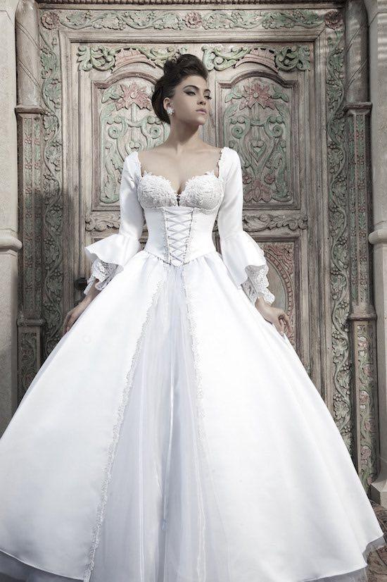Vestidos de matrimonio blanco