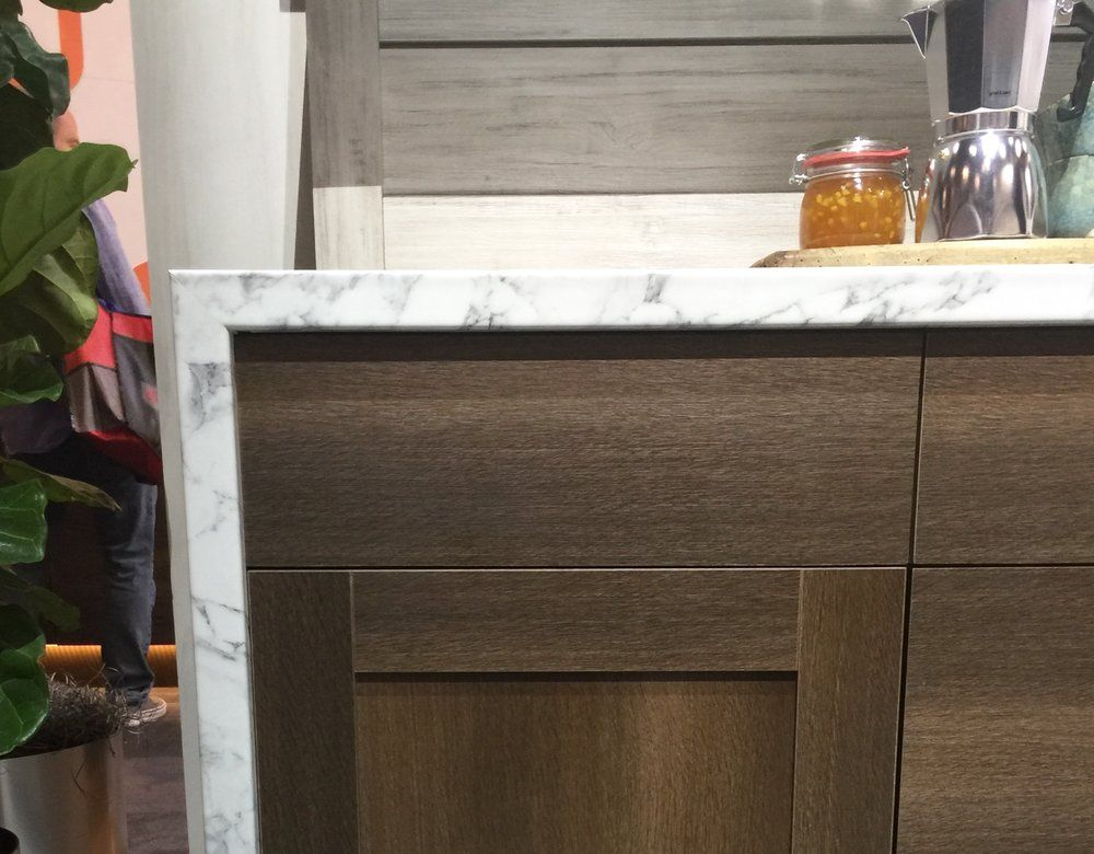 Laminate Countertops That Resemble Stone Nice For The Pocketbook