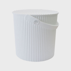 Hachiman Small White Omnioutil Storage Bucket  - Trouva