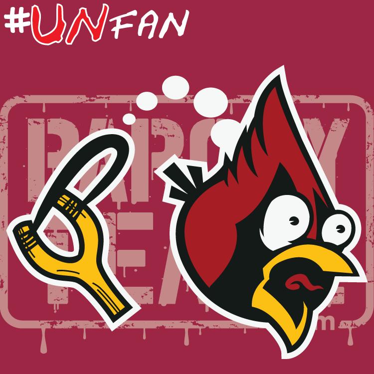 Funny Cardinals Parody Logo UNfan AZCardinals 49ers