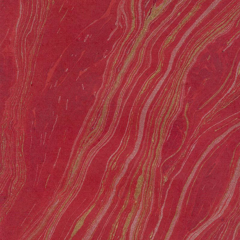 Hand Marbled Papers | Halcyon Marbled Papers - New Way