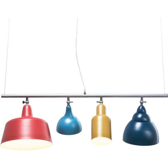 Kare Design Leuchten hängeleuchte variety kare design dekoratives