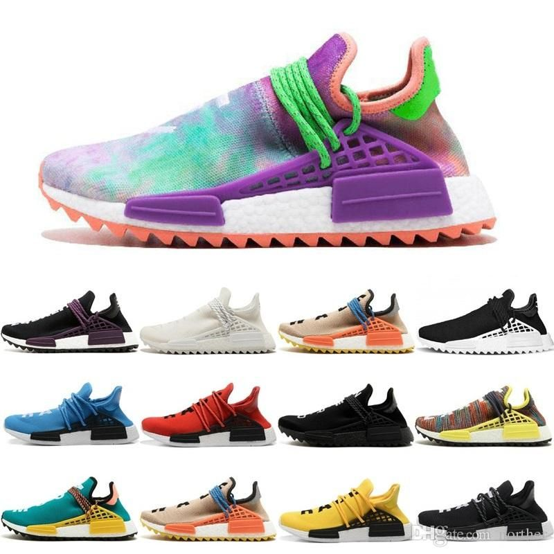 778cf9d69ae14 2018 Cheap Wholesale NMD Online Human Race Pharrell Williams X NMD Sports  Running Shoes