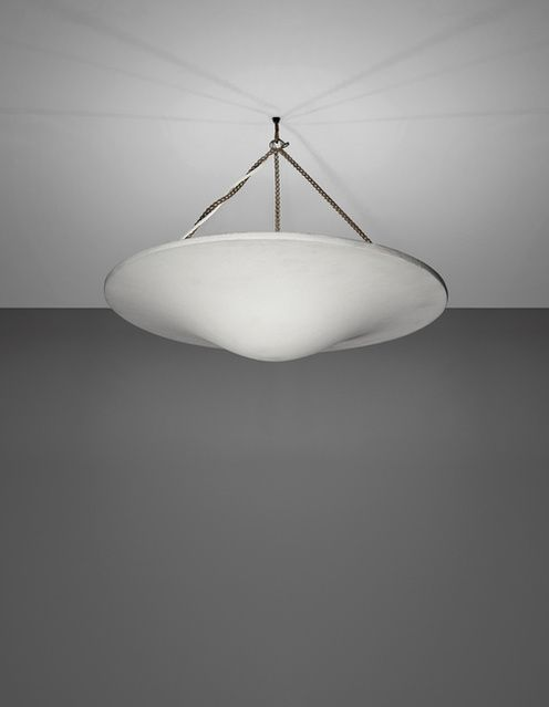 Jean michel frank ceiling light circa 1935 available for sale