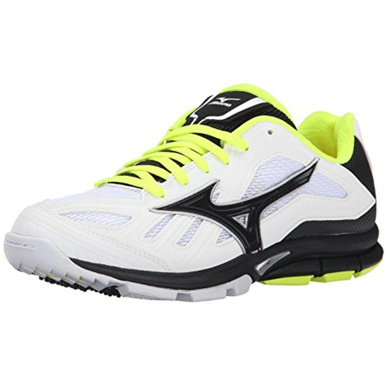 Women's Players Trainer WhiteBlack Athletic Shoe * Read
