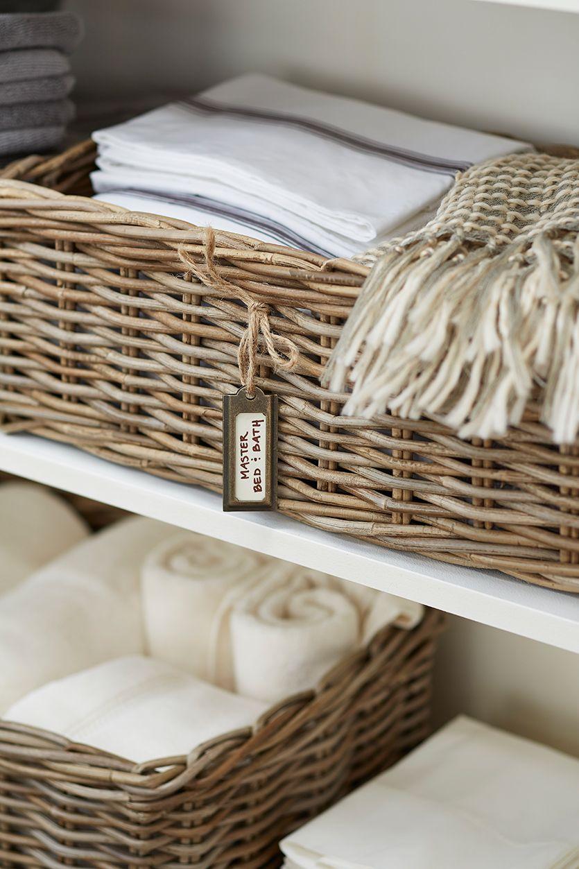 How To Organize A Linen Closet D 233 C O R Amp O B J E T S