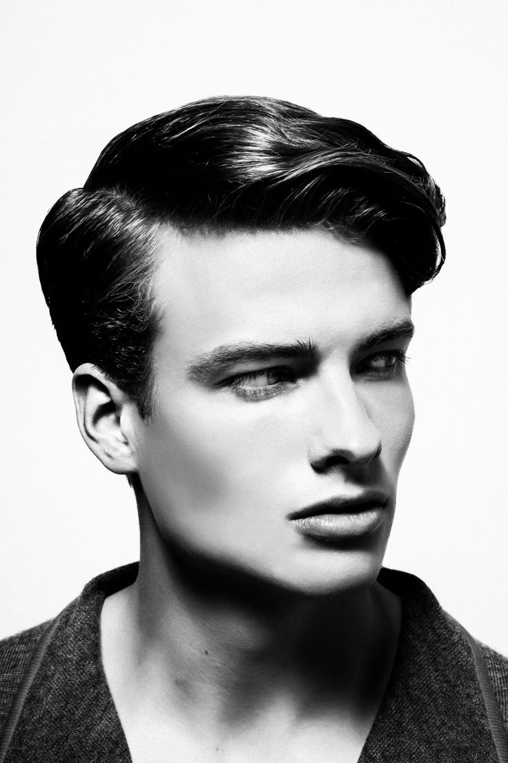 1960s hairstyles men - top