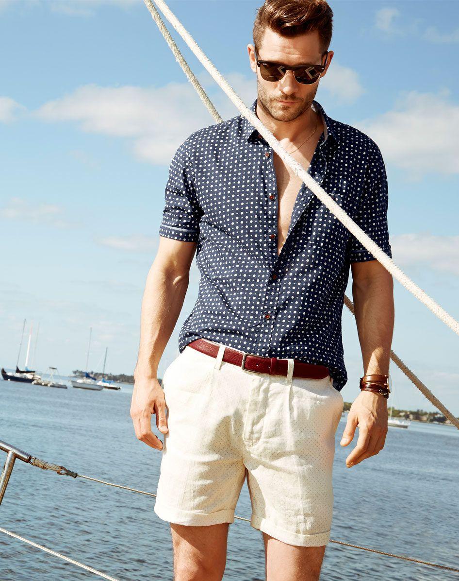 a3b94782eb3d John Halls Models Nautical Styles For Simons Summer 2017 Lookbook