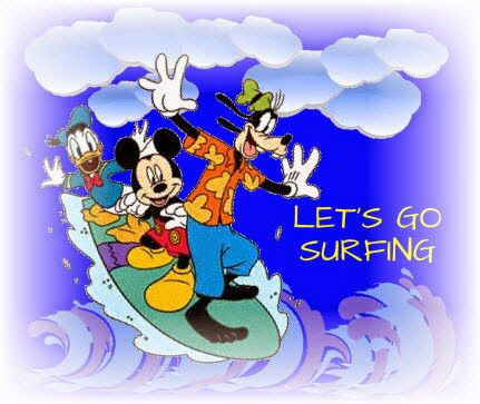 """""""Let's Go Surfing """""""