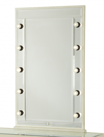 After Eight Vanity Mirror | AICO | Home Gallery Stores