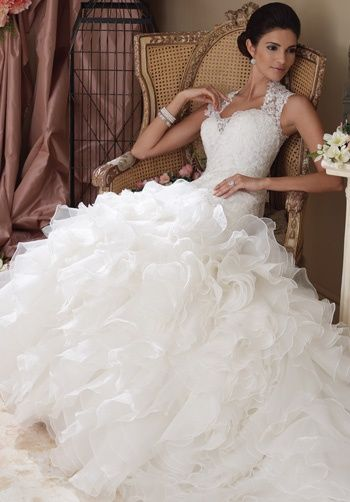 David Tutera For Mon Cheri Wedding Dresses - The Knot