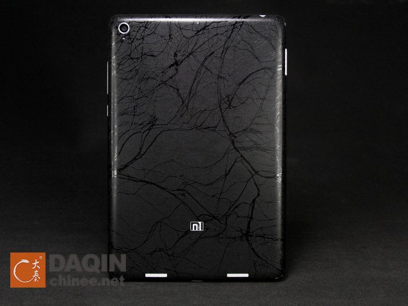 Diy Mi Tablet Sticker By The Daqin 3d Mobile Skin Designing Making System The Software Printer Laminator A Mobile Stickers Mobile Skin Custom Phone Cases