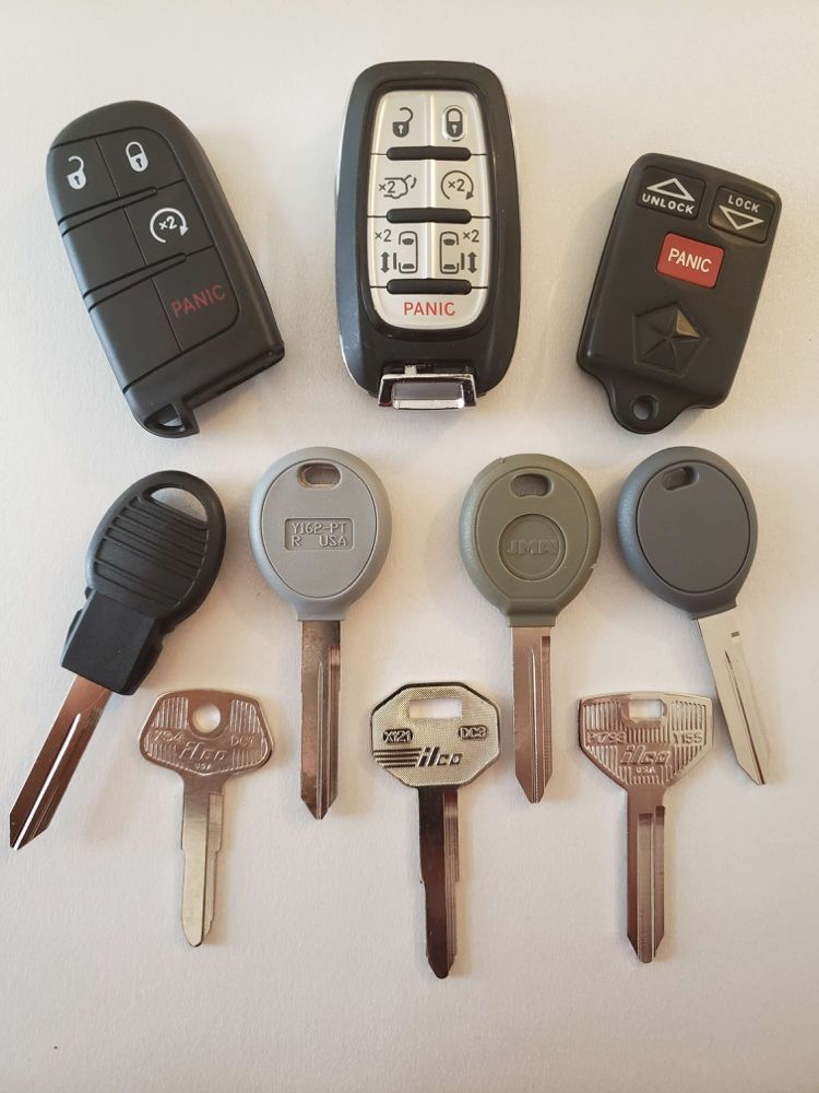 Lost Chrysler Keys Replacement All Chrysler Keys Made On Site 24