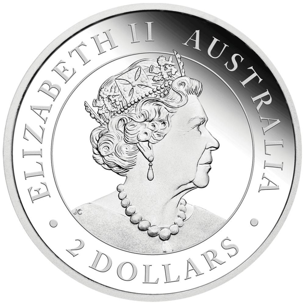 Wedge Tailed Eagle 2 Oz Piedfort Munze 2019 Wedge Tailed Eagle In 2020 Silver Coins Proof Coins Coins