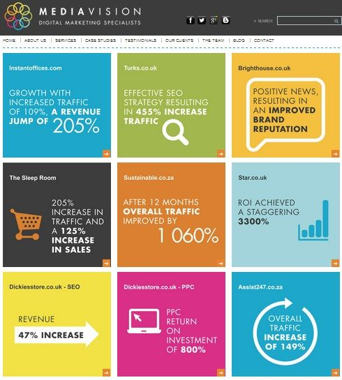 Case Study Design Inspiration  Google Search  Case Studies