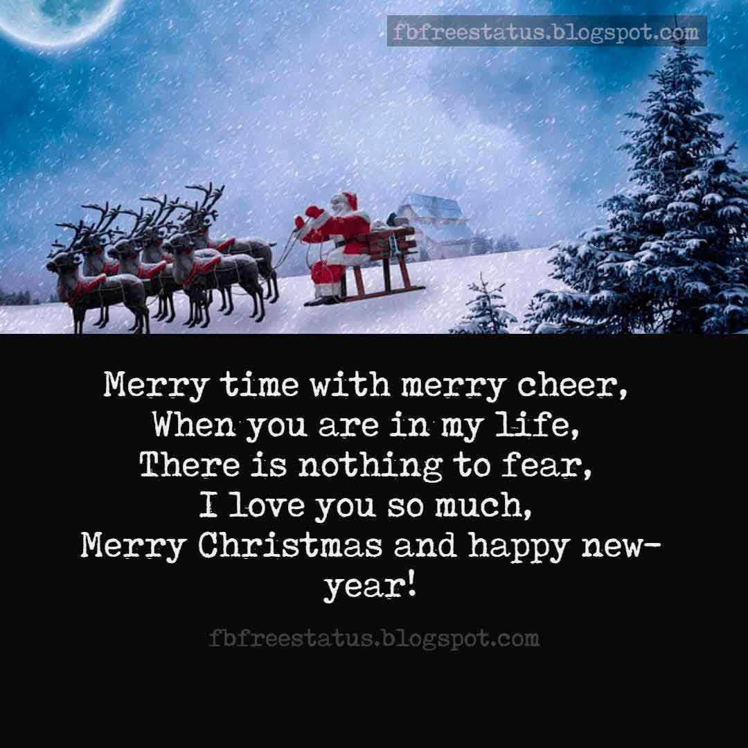Christmas Wishes For Girlfriend And Christmas Greetings Images