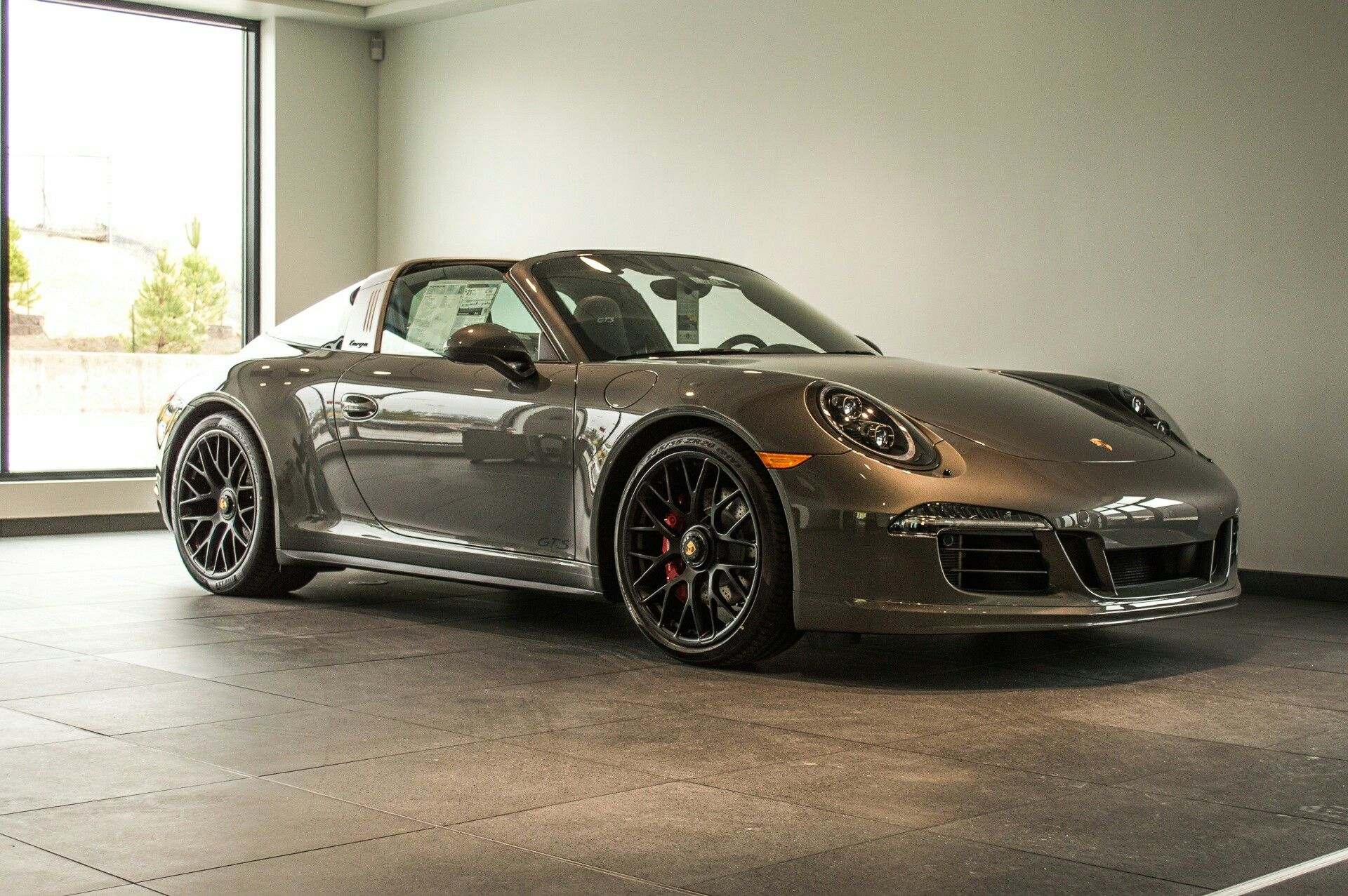 Beautiful Grey 991 Targa Gts Porsche Pinterest