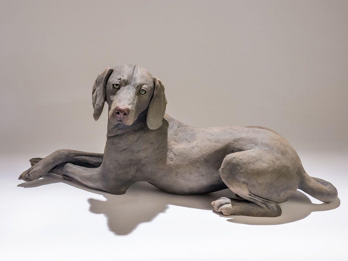 Ceramic Sculptures Clay Animals