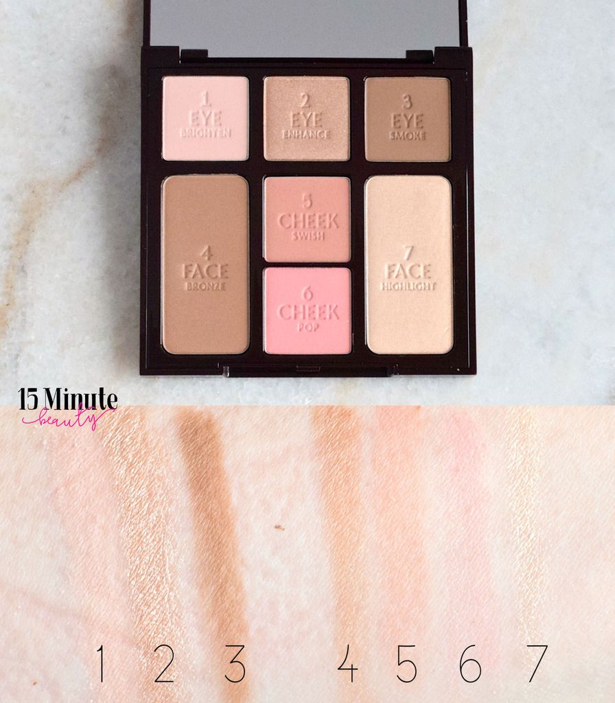 5 Minute Look Charlotte Tilbury S Instant Look Palette Review Swatches And Quick Look 15 Minute Beauty Fanatic Natural Beauty Diy Beauty Natural Beauty Secrets
