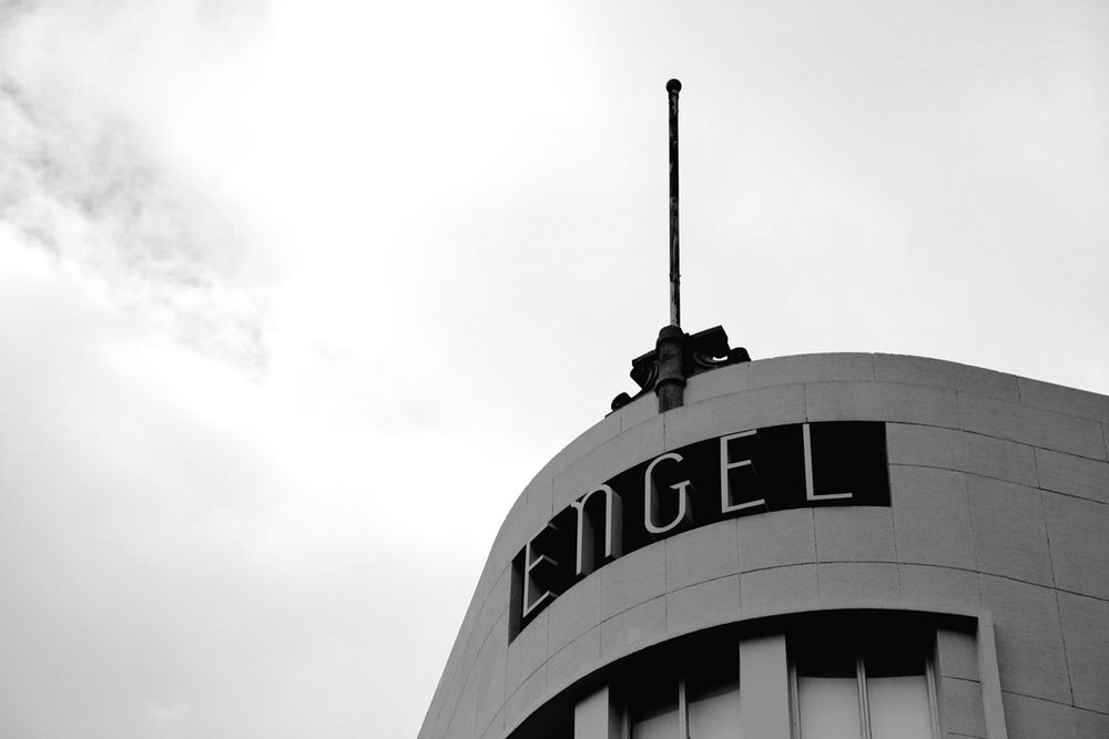 """""""A few typographical gems that can be found in Guatemala City's Zone 1 - the capital's downtown centre."""" Richard Heap"""