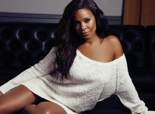 Sanaa Lathan is not about to starve herself for anybody!