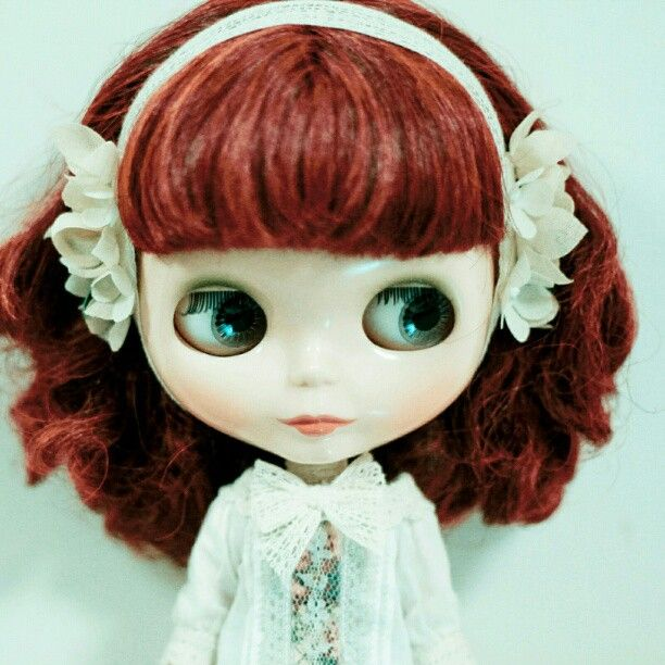 中二病也要扮文艺! Blythe Kappaq Webstagram Dolls I Love