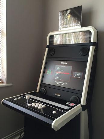 Diy Vewlix Arcade Cabinet Al On Imgur