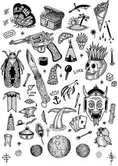 Eskizy Idees De Tatouages Tatouage Vintage Bonnes Idees De Tatouage