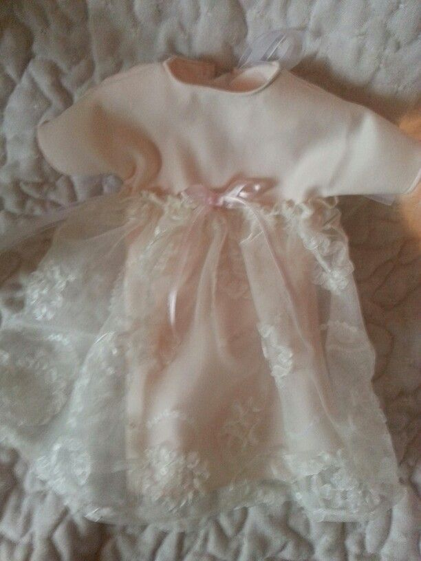 Angel gown I made