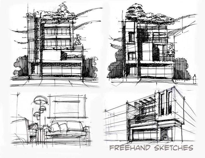 Schematic floor plan Architecture by Archie Tolentino at