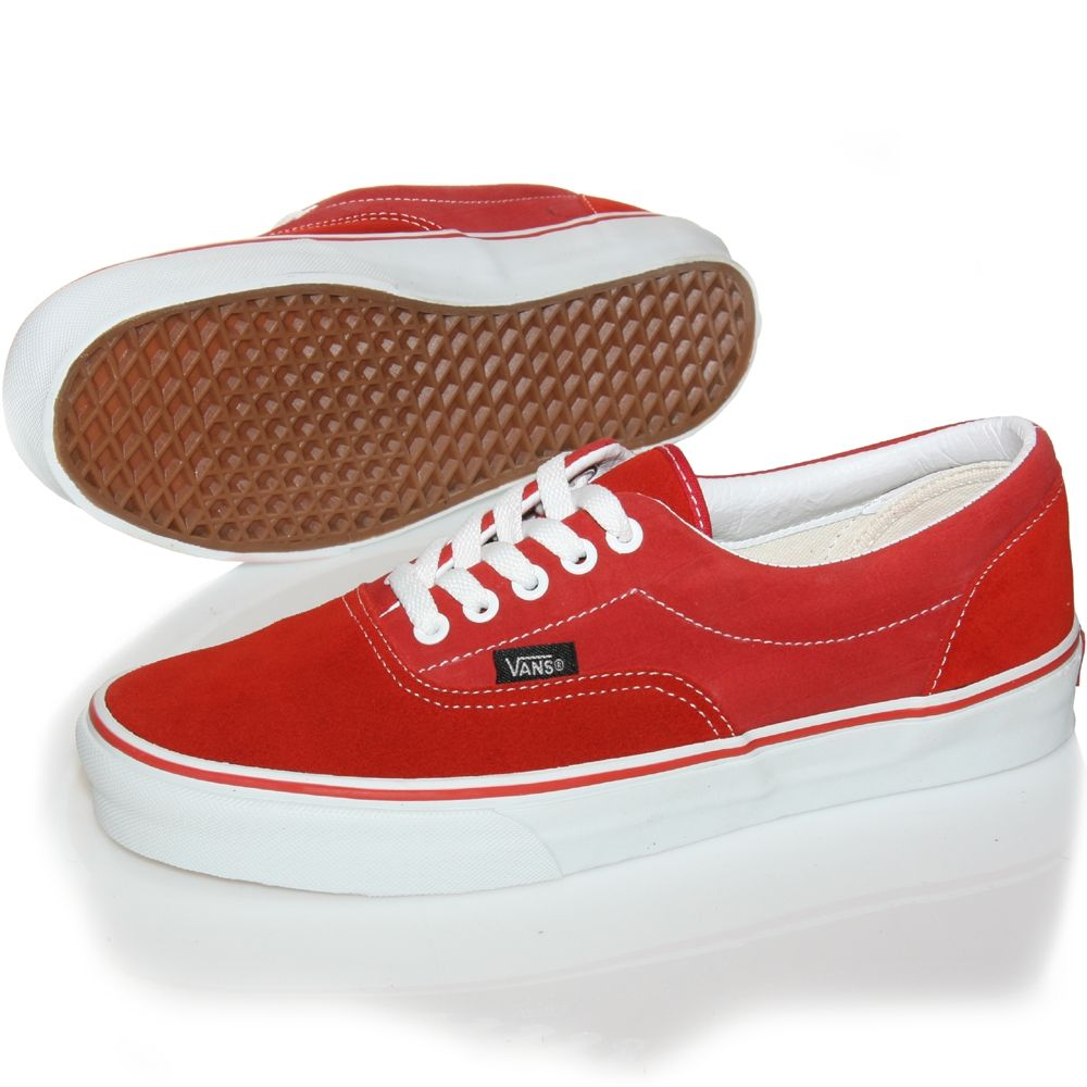 red vans shoes sale
