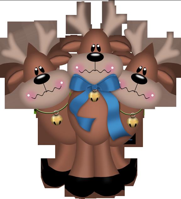 imagenes de renos navide os tiernos imagenes diciembre