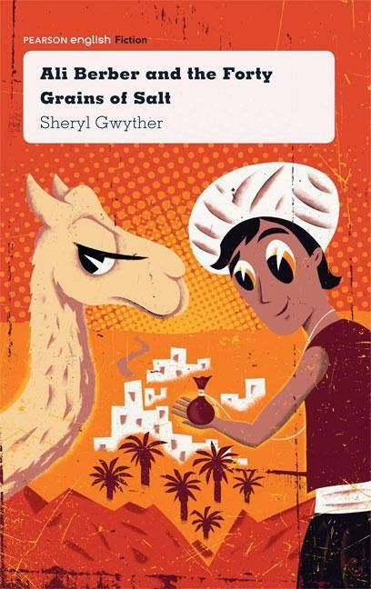 Kids' Book Review: Ali Berber and the Forty Grains of Salt, Pearson