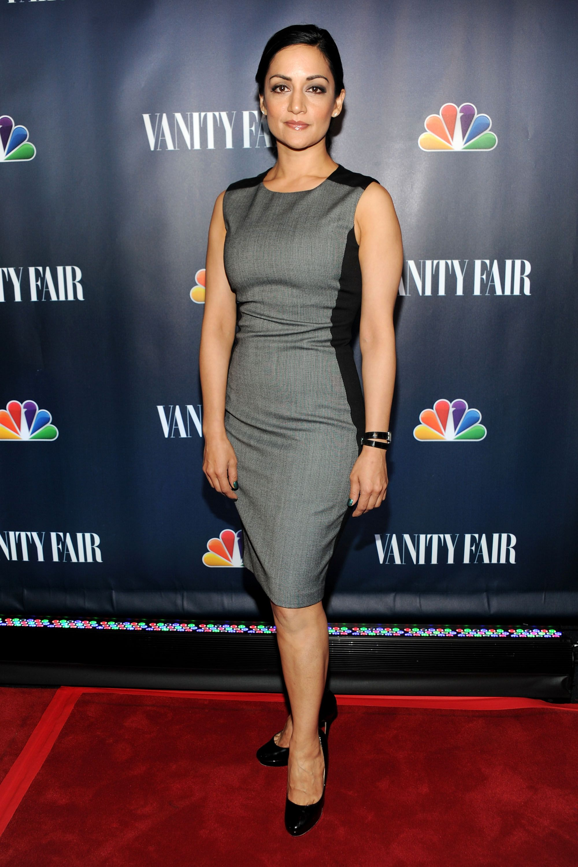 Archie Panjabi - Nbcs 2013 Fall Launch Party, New York -2588